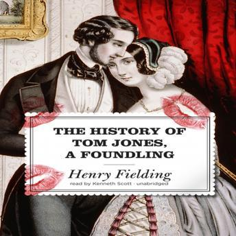 History of Tom Jones, a Foundling, Henry Fielding