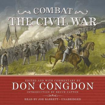 Combat: The Civil War, Don (Ed ). Congdon