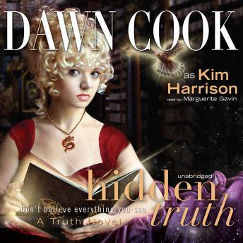 Hidden Truth, Dawn Cook