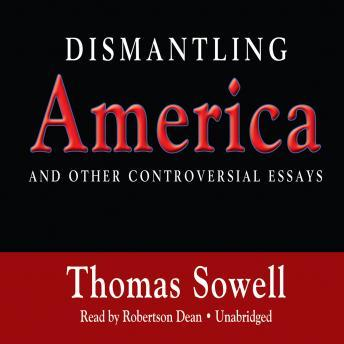Download Dismantling America by Thomas Sowell