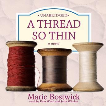 Download A Thread so Thin by Marie Bostwick