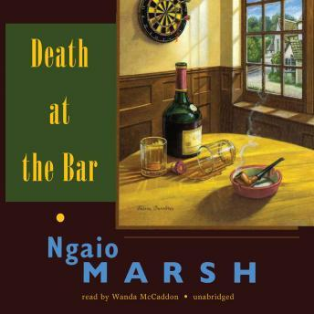 Death at the Bar, Ngaio Marsh