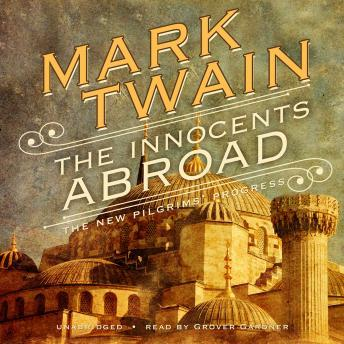 Download Innocents Abroad: Or, The New Pilgrim's Progress by Mark Twain