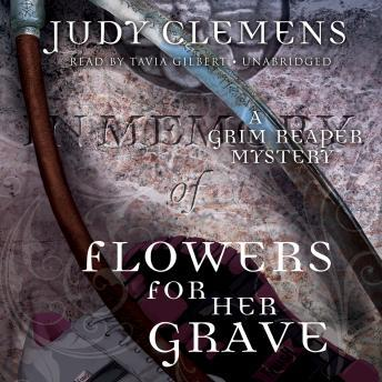 Flowers for Her Grave, Judy Clemens