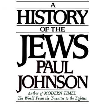 History of the Jews, Paul Johnson