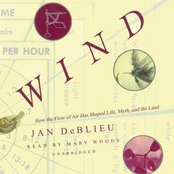 Wind: How the Flow of Air Has Shaped Life, Myth, and the Land, Jan Deblieu