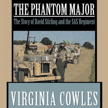 Download Phantom Major: The Story of David Stirling and His Desert Command by Virginia Cowles