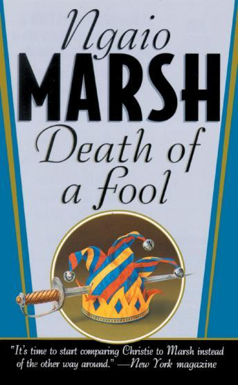 Death of a Fool: A Roderick Alleyn Mystery