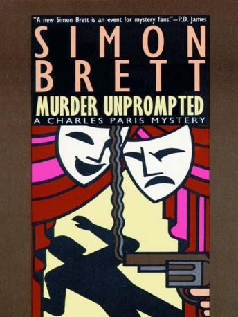 Murder Unprompted, Simon Brett