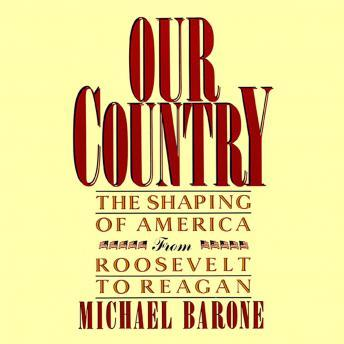 Our Country, Michael Barone