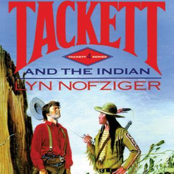 Tackett and the Indian, Lyn Nofziger