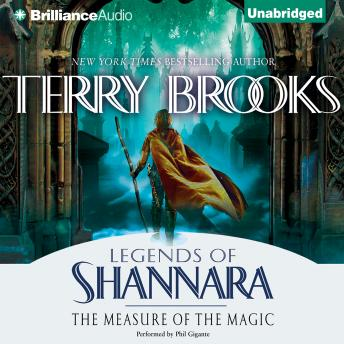 Measure of the Magic, Terry Brooks