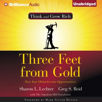 Listen To Three Feet From Gold Turn Your Obstacles Into