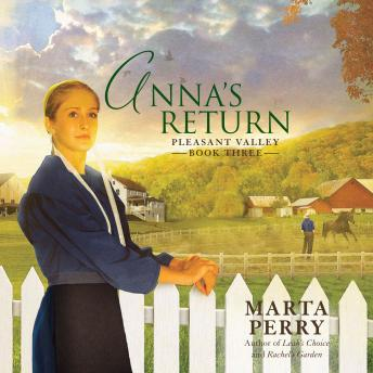 Anna's Return, Marta Perry