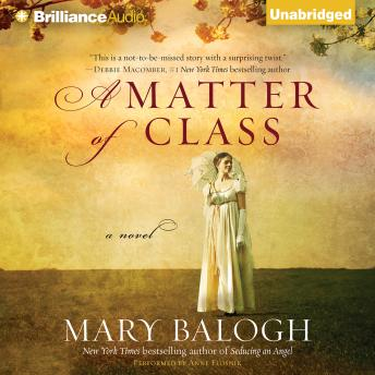 Matter of Class, Mary Balogh
