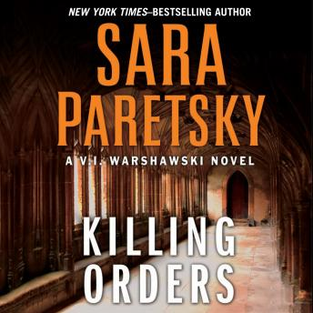 Killing Orders, Sara Paretsky