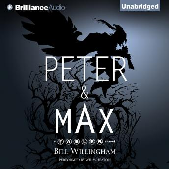 Peter & Max, Bill Willingham