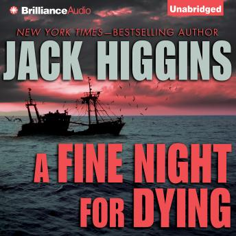 Fine Night For Dying, Jack Higgins