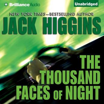 Thousand Faces of Night, Jack Higgins