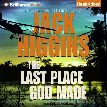 Last Place God Made, Jack Higgins