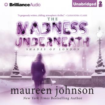 Madness Underneath, Audio book by Maureen Johnson