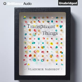 Transparent Things, Vladimir Nabokov