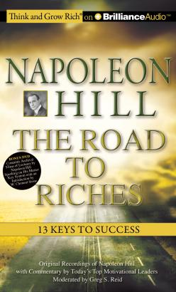 Napoleon Hill: The Road to Riches, Greg S. Reid, Napoleon Hill