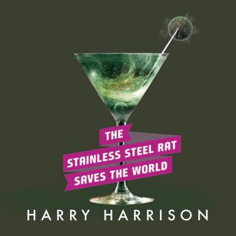 Stainless Steel Rat Saves the World, Harry Harrison