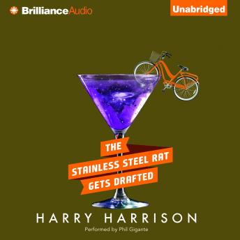 Stainless Steel Rat Gets Drafted, Harry Harrison