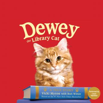 Dewey the Library Cat, Vicki Myron