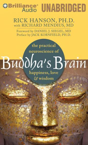 Buddha's Brain: The Practical Neuroscience of Happiness, Love & Wisdom, Rick Hanson, Ph.D.