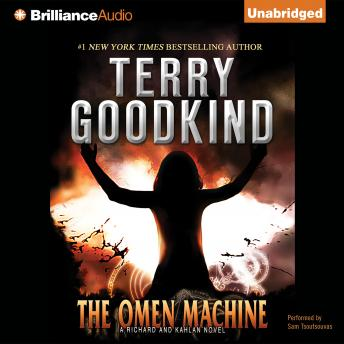 Download Omen Machine by Terry Goodkind