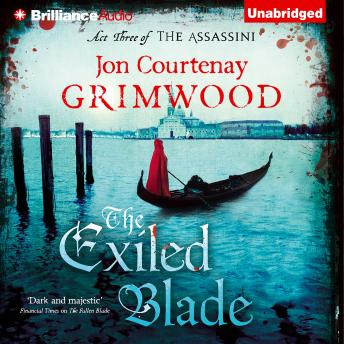 Download Exiled Blade by Jon Courtenay Grimwood