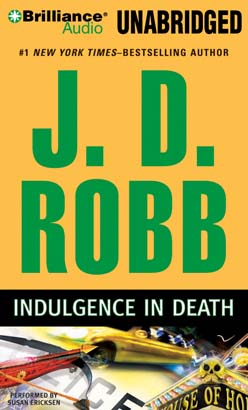Indulgence in Death, J. D. Robb