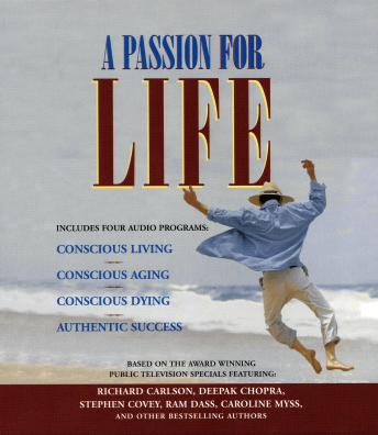 Passion for Life, Stephen R. Covey