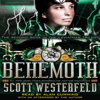 Behemoth, Scott Westerfeld