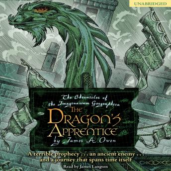 Dragon's Apprentice, James A. Owen