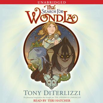 Search for WondLa, Tony DiTerlizzi