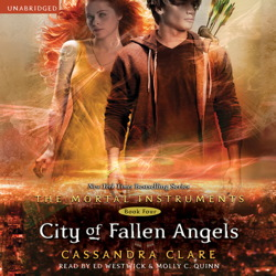 City of Fallen Angels, Cassandra Clare