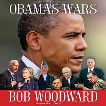 Obama's Wars, Audio book by Bob Woodward