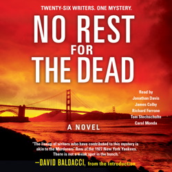 No Rest for the Dead, R.L. Stine, David Baldacci, Lisa Scottoline, Sandra Brown