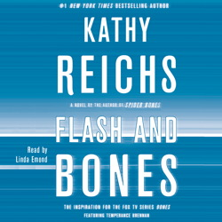 Flash and Bones: A Novel sample.