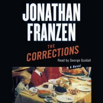 Corrections: A Novel, Jonathan Franzen
