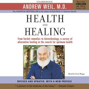 Health and Healing: The Philosophy of Integrative Medicine and Optimum Health sample.