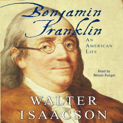 Benjamin Franklin, Audio book by Walter Isaacson