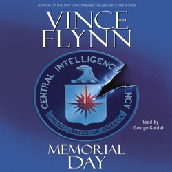 Memorial Day, Audio book by Vince Flynn