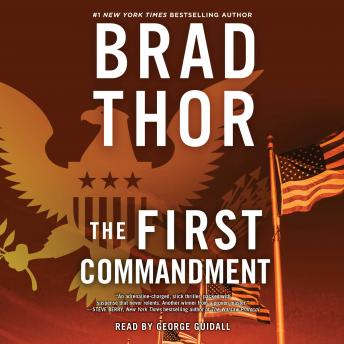 First Commandment, Audio book by Brad Thor