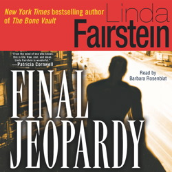 Final Jeopardy, Linda Fairstein