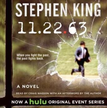 11/22/63: A Novel, Stephen King