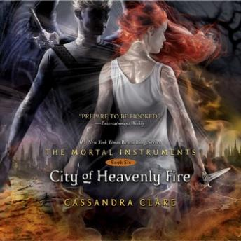 Download City of Heavenly Fire by Cassandra Clare